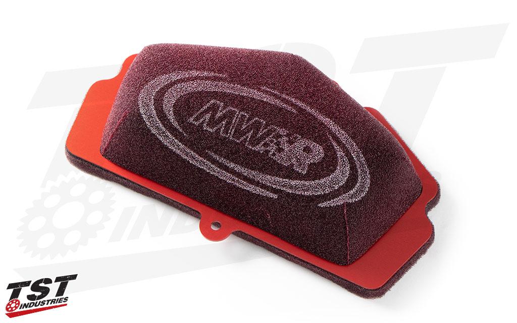 MWR Performance Air Filter Kawasaki Z650 & Ninja 650 2017+