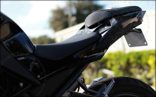 TST Industries integrated taillight tail signal light Kawasaki Ninja300 Ninja 300 300R 2013 2014 2015 2016 12 14 15 16