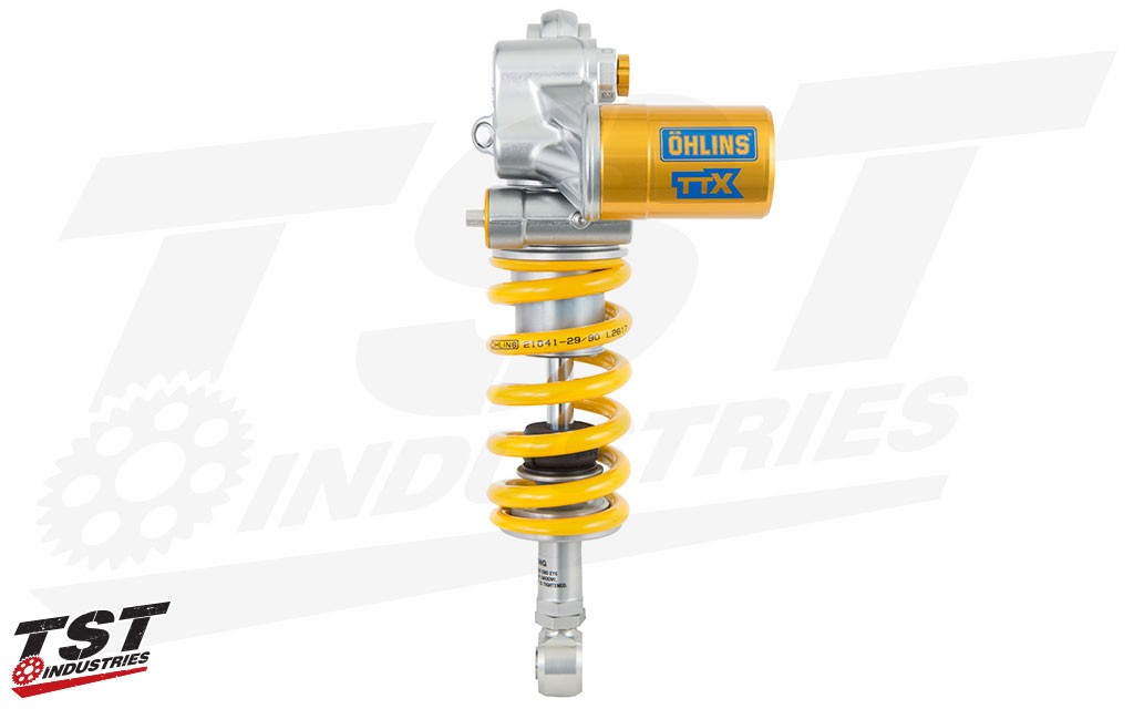 Ohlins TTX GP for the 2015+ Yamaha YZF-R1 or 2016+ Yamaha FZ-10.
