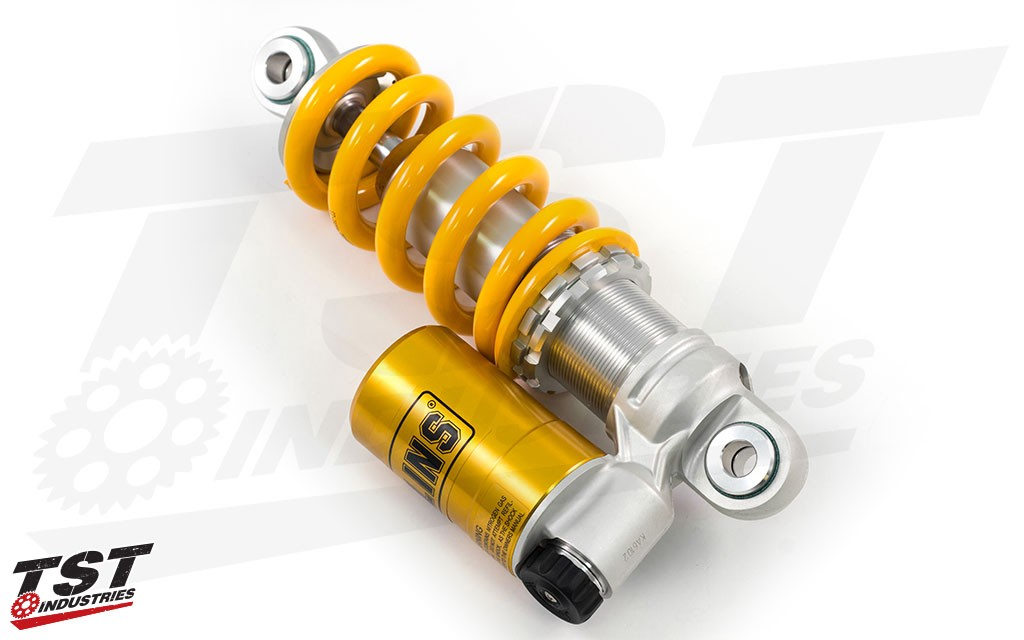 Ohlins STX 36 Rear Shock Absorber for the the 2017+ Kawasaki Z125.