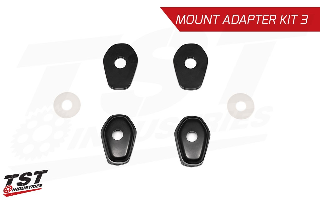 TST Pod Turn Signal Mount Adapter Kit 3.