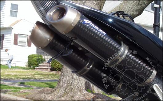 TST Industries 2004-2008 Yamaha r1 fender eliminator