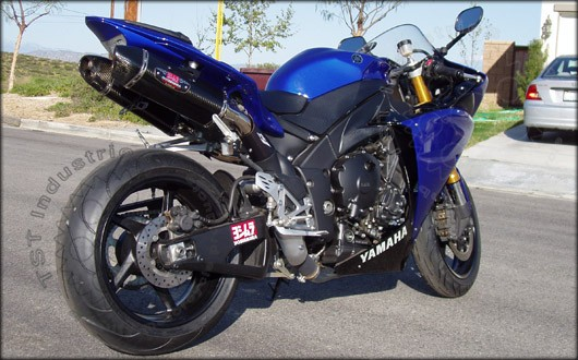 TST Industries 2004-2014 Yamaha r1 fender eliminator