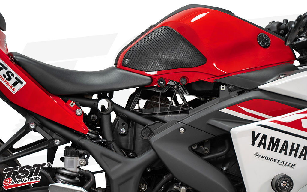 Our TST custom designed R3 Airbox Modification is perfect for the track.