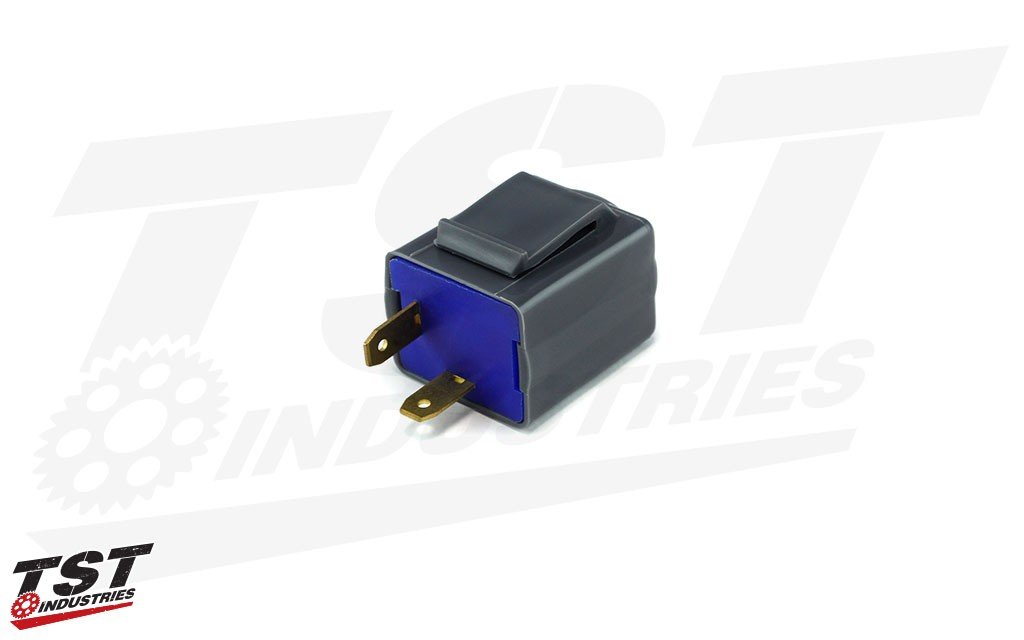 TST Industries Flasher Relay fixes hyperflash caused by LED lighting.
