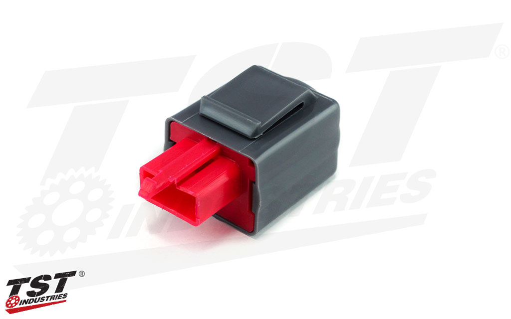 TST Industries 2 Pin LED Flasher Relay Gen 2