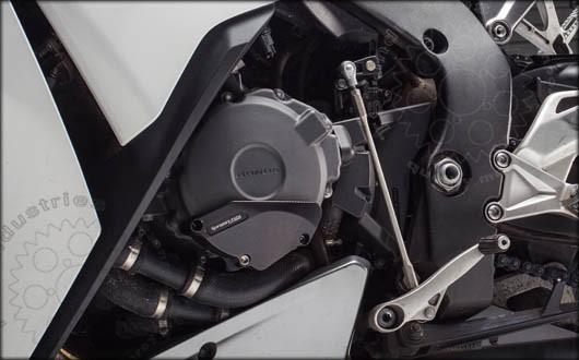 Womet Tech 2008-2014 Honda CBR 1000RR Stator Cover Crash Protector