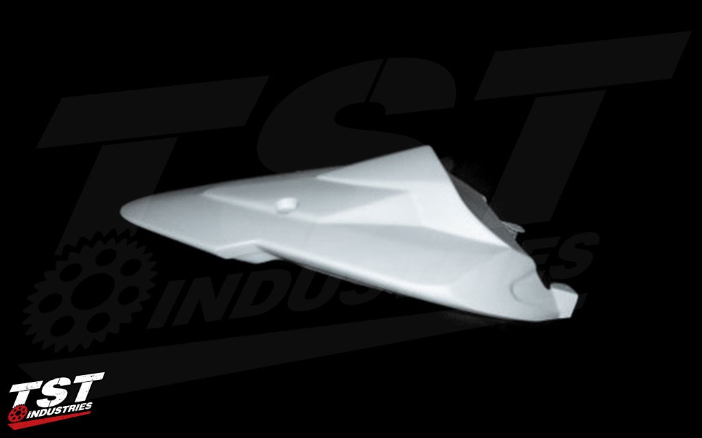 BMW S1000RR 09-11 Race Tail (USES STOCK SEAT)