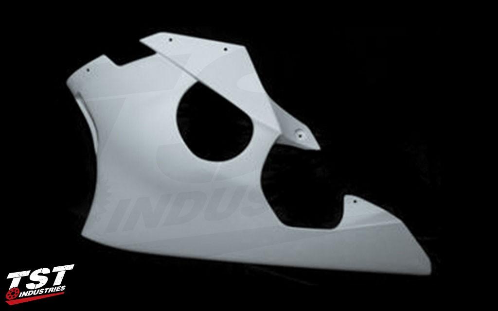 Sharkskinz one-piece lower fairing.