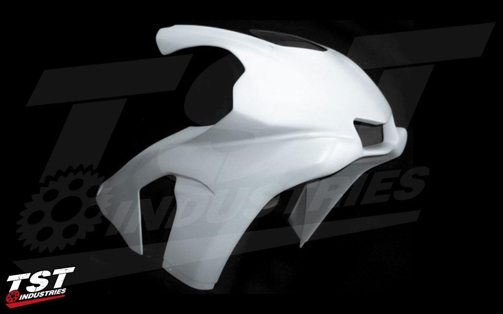 Sharkskinz superbike style 1 piece upper fairing.