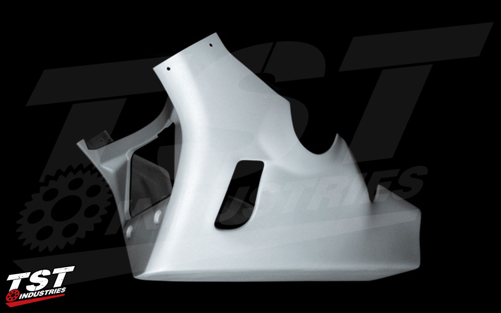 Each Sharkskinz body panel comes with a urethane primer finish and is ready for paint.