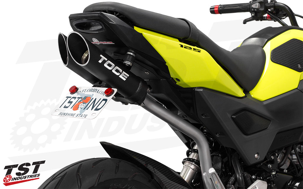 Honda grom undertail 2017 2018 honda reviews for 2018 honda grom top speed