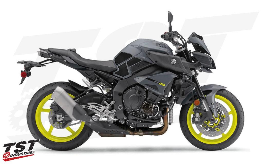Yamaha Fz Tech Spec