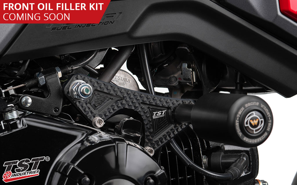 Have a front oil filler? The wait is almost over.