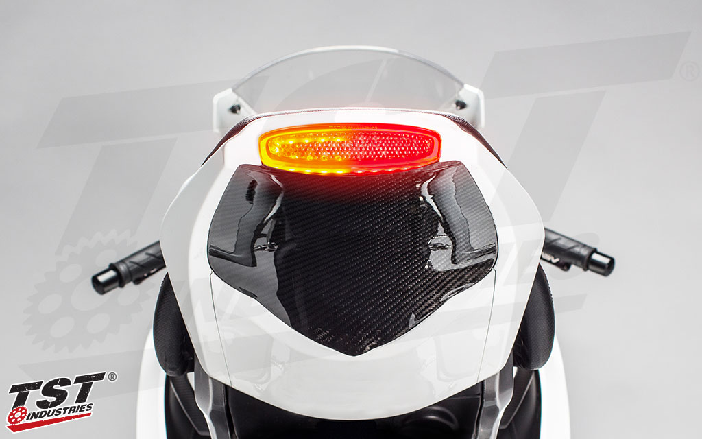 Both undertail systems include the TST exclusive LED Integrated Tail Light with plug and play wiring.