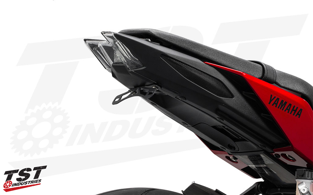 Ditch the huge swingarm fender for a sleek and elegant solution.