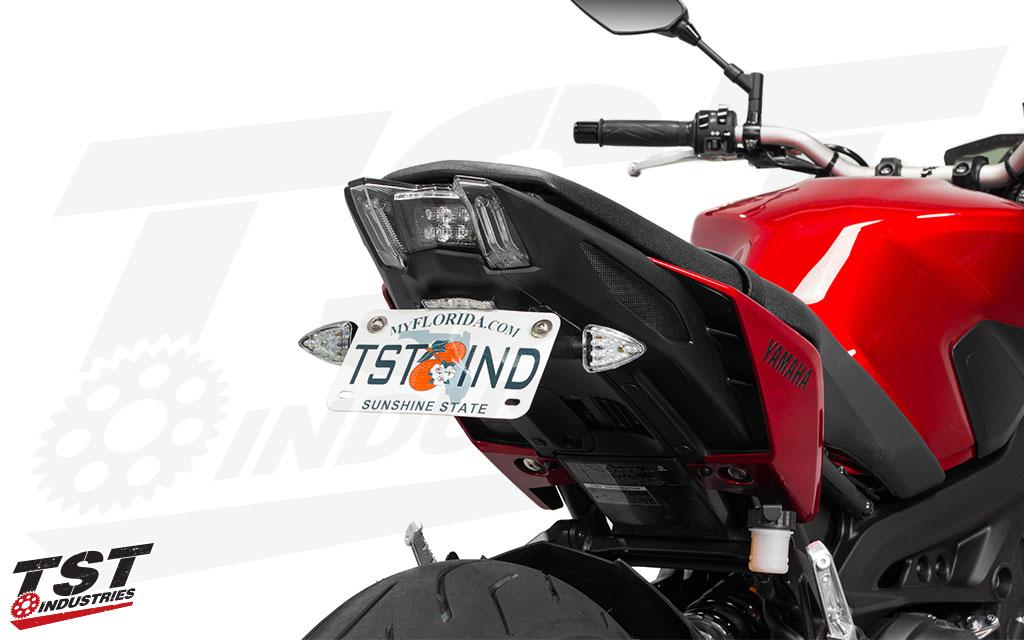 for HONDA CBR1000RR 2008 2009 2010 2011 License Plate Holder//Fender Eliminator With Led Light Xitomer Undertail Tidy