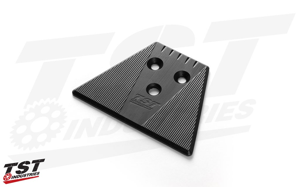 TST Undertail Closeout for the 2018+ Kawasaki Ninja 400 and Z400.