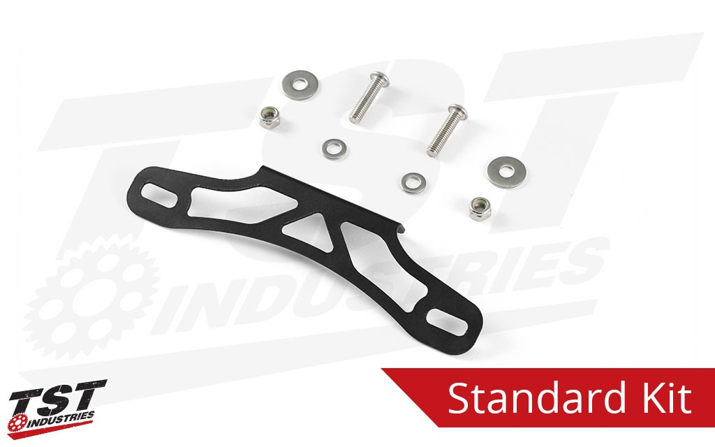 What's included in the Standard Fender Eliminator kit.