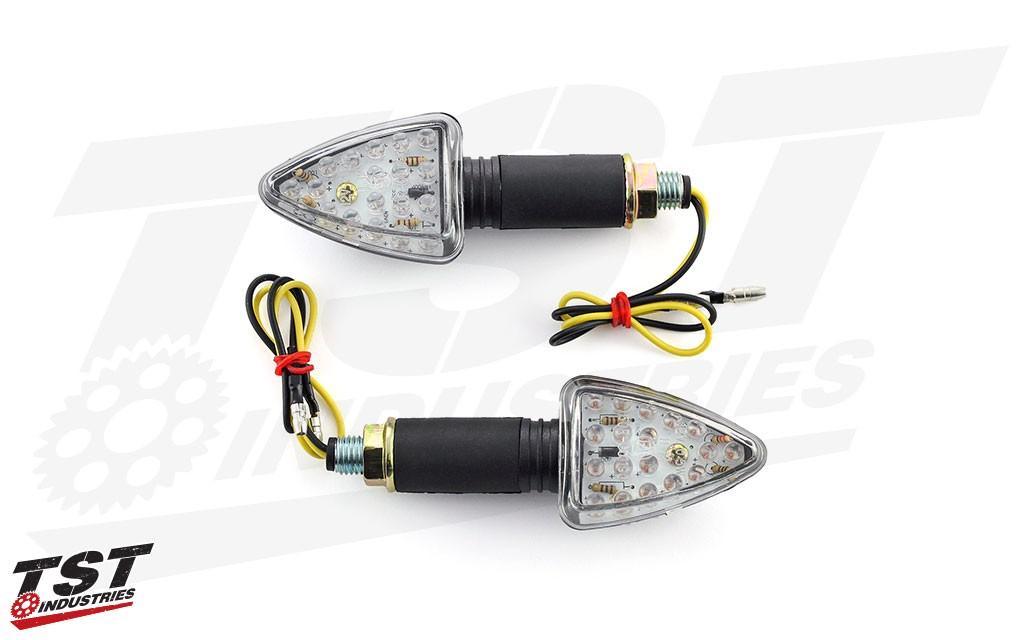 TST ARO18 LED pod signals.