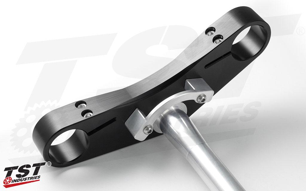 Engineered to save 2.8 lbs off your Yamaha YZF-R3.