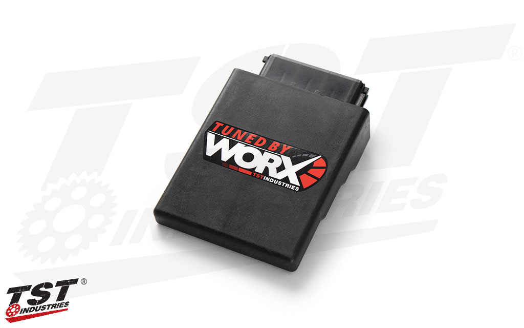 Receive a new OEM ECU flashed with the TST WORX Spec tune.