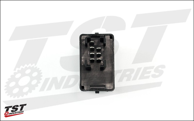 TST Suzuki 7 Pin LED Flasher Relay