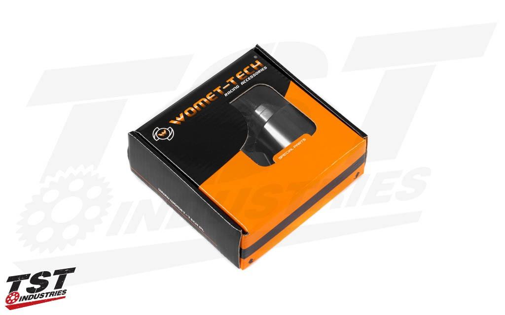 Womet-Tech Frame Slider Kit for BMW S1000RR 2009-2011 & 2015+