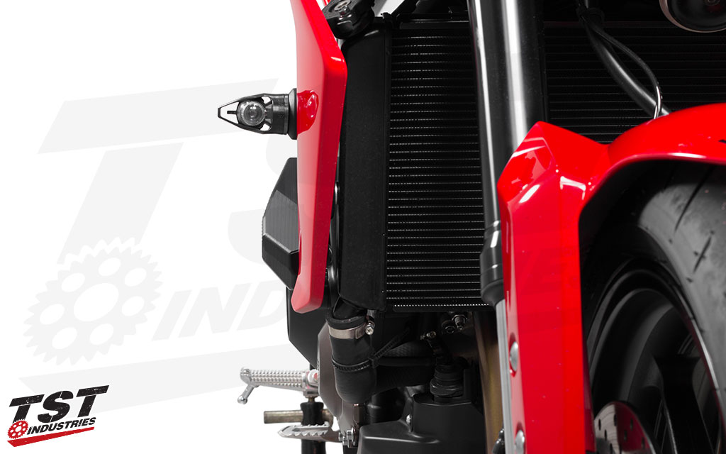 Protect your Yamaha with the Womet-Tech EVOS Frame Sliders.