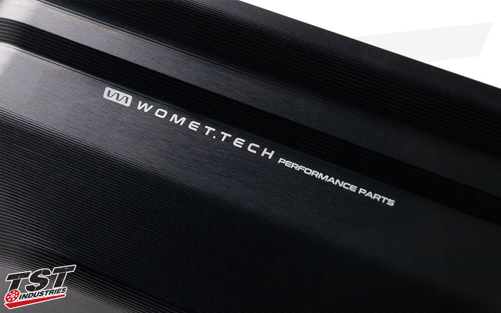 Protect your Yamaha R1 / R1M dash with Womet-Tech.