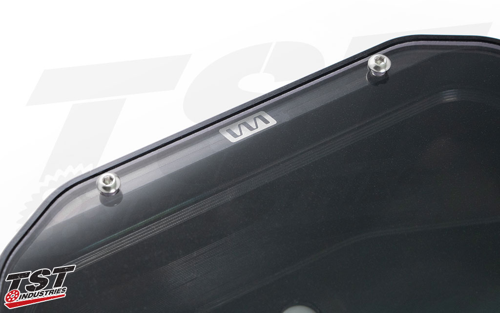 Protect your R1 / R1M electronic dash from every angle.