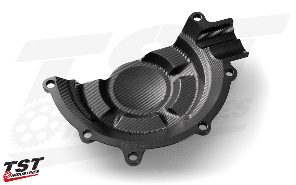 Womet-Tech aluminum alternator protector for 2020+ BMW S1000RR.
