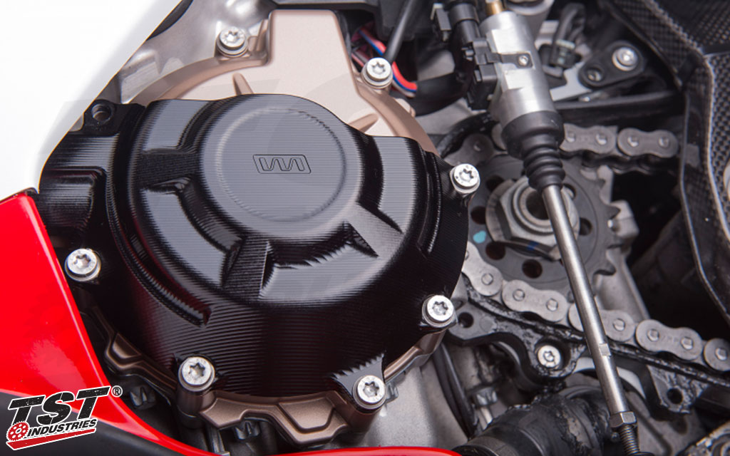 Precision engineered to protect your S1000RR.
