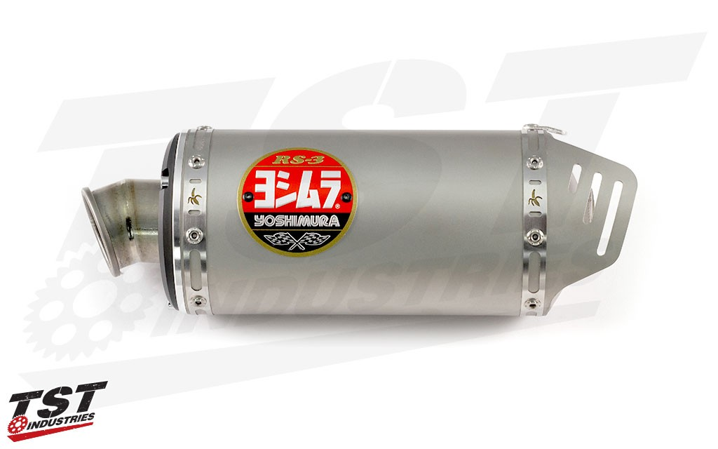 Yoshimura RS-3 canister.