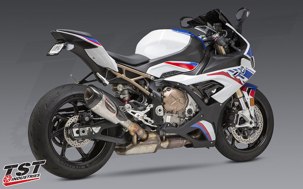 Upgrade your BMW with better sound, style, and performance with Yoshimura.
