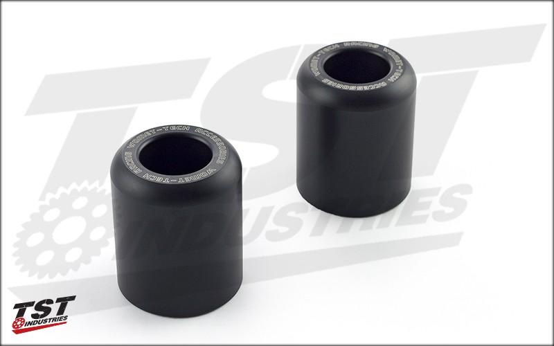 Womet Tech Frame Sliders for the Yamaha FZ-07 / MT-07 / XSR700.