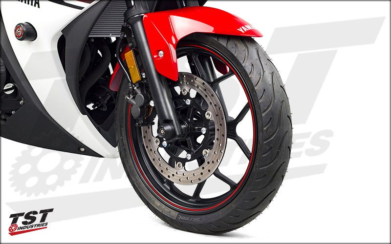 Level 1 Total Crash Protection Pack for Yamaha R3 2015+