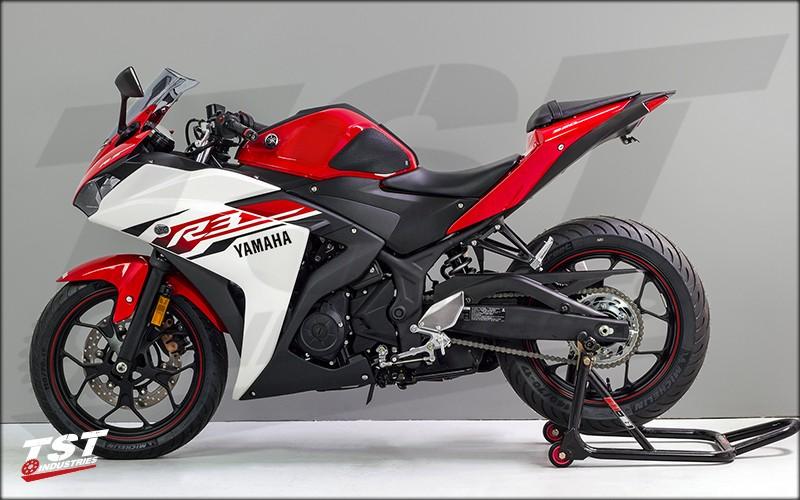 Tech Spec Yamaha R3