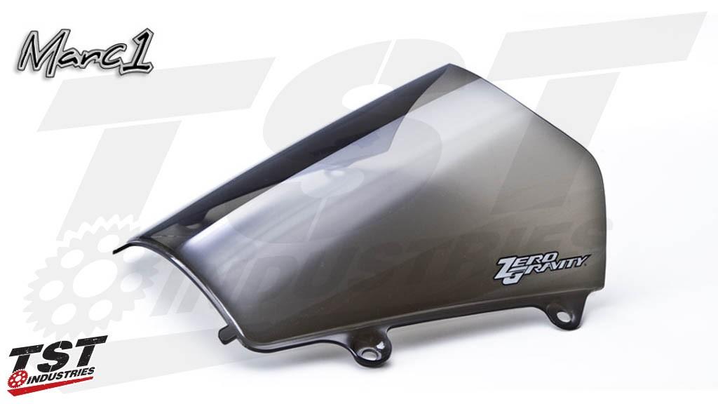 Zero Gravity Marc 1 Windscreen in Light Smoke for the 2013+ Honda CBR600RR.