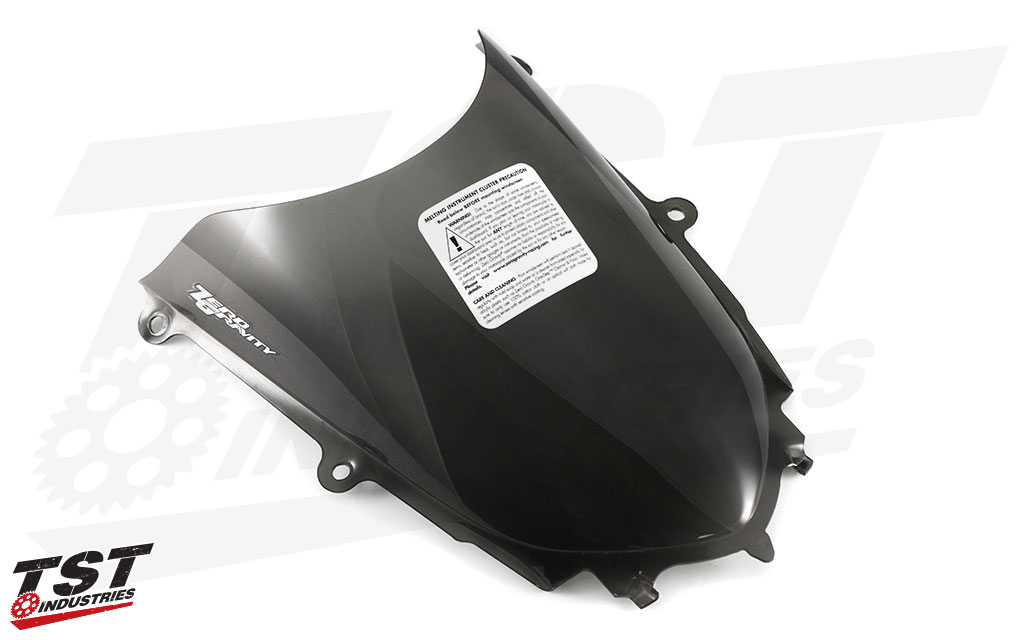 Zero Gravity Marc 1 Windscreen for the 2017+ Yamaha YZF-R6.