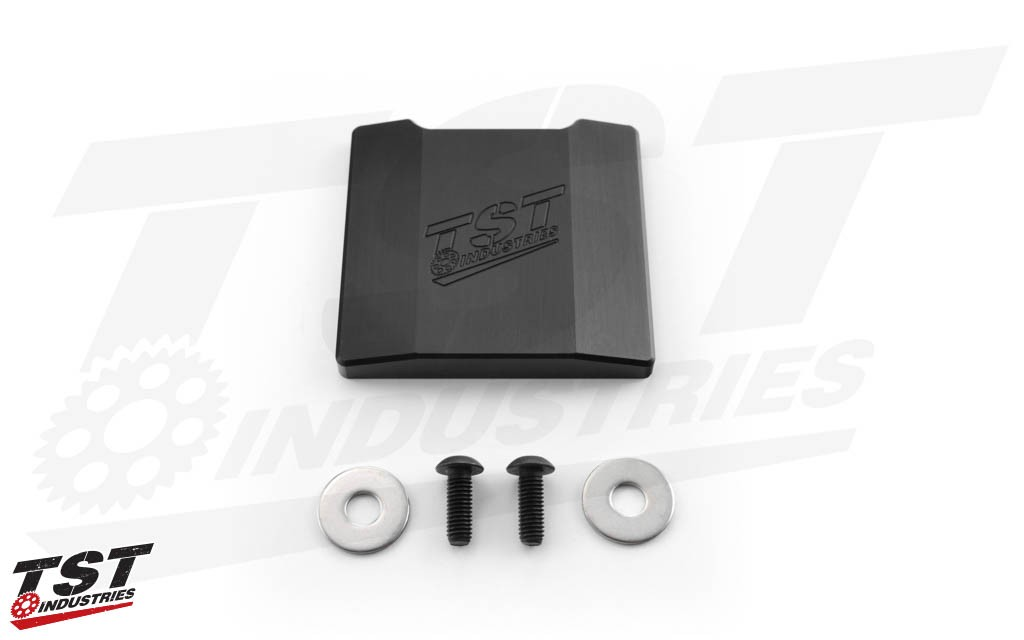 What's included in the TST Undertail Fender Closeout.