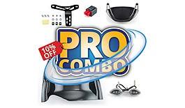 TST Pro Combo for Honda CBR600RR 2007-2012