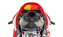 TST LED In-Tail Integrated Tail Light Honda CBR600RR 2007-2012