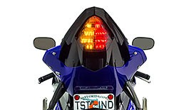 TST LED Integrated Tail Light Yamaha YZF R6 2008 - 2016