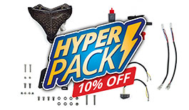 HyperPack Bundle for Yamaha YZF-R1 2009-2014