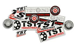 2017 TST Sticker Pack