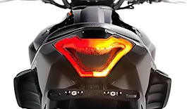 TST LED Integrated Tail Light for Yamaha YZF-R3 / FZ-07
