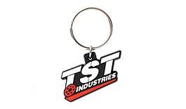 TST Industries Logo Keychain