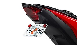 TST Elite-1 Fender Eliminator and Undertail Kit for Yamaha R3 2015+