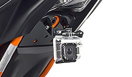 TST Adjustable LoPro GoPro Mount for 2015+ KTM RC390